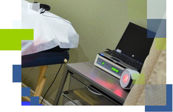PEMF w/ Low Light Laser Therapy LLLT in Scottsdale
